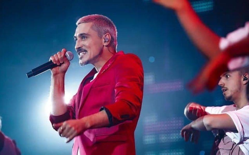 'До мурашек': в Барнауле прошел концерт Димы Билана