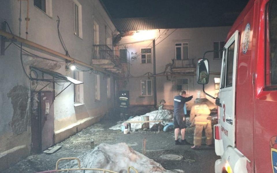 Часть жильцов аварийного дома в Барнауле переедут в маневренный фонд