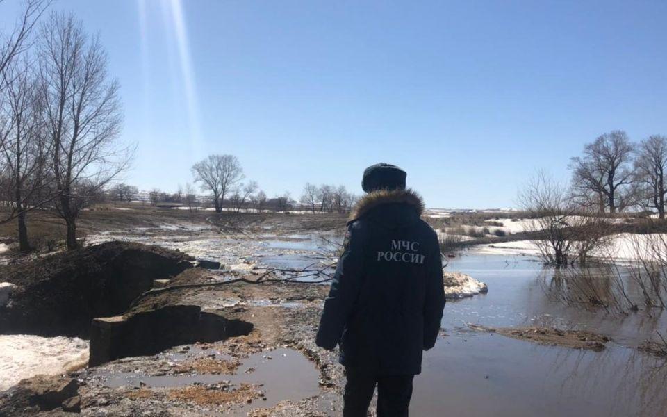 В Алтайском крае растет число подтопленных жилых домов