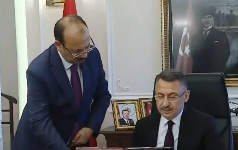 В Турции начались аресты бывших адмиралов Военно-морских сил республики