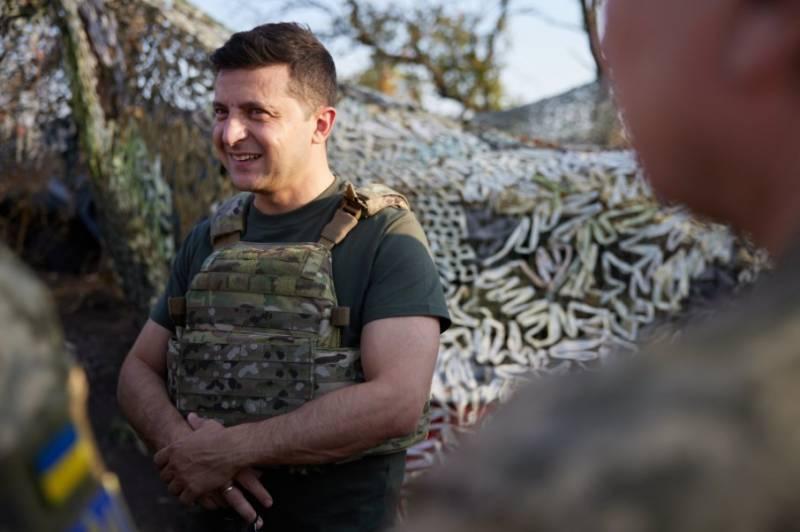 В Киеве рассказали, как Зеленский попытался поговорить с Путиным о Донбассе