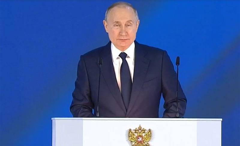 Послание президента: Сбережение народа России – наш высший национальный приоритет