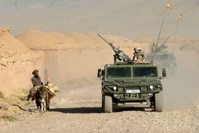Испанская пресса: Из-за давления со стороны Белого дома Испании пришлось потратить на войну в Афганистане 4 млрд евро