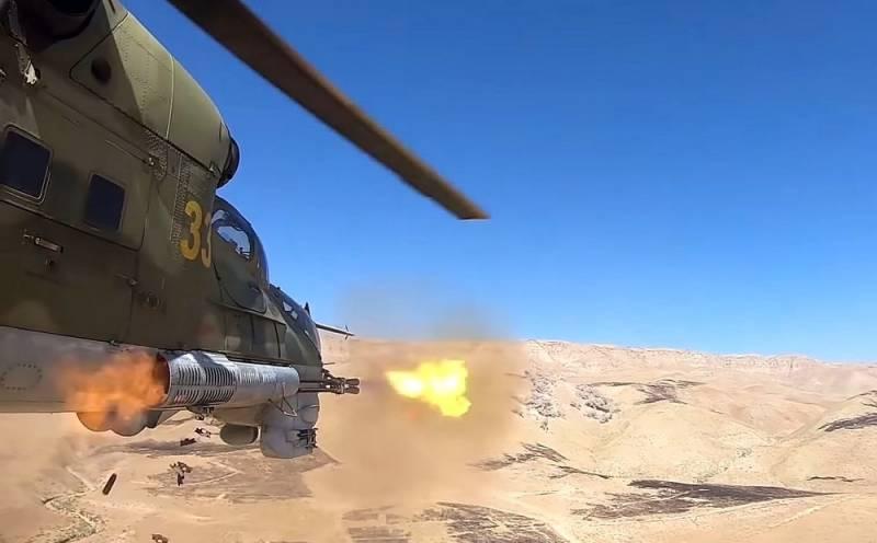 «Вынуждали отступать даже американские Apache»: зарубежная пресса о полувековой службе вертолётов Ми-24 и их модификаций
