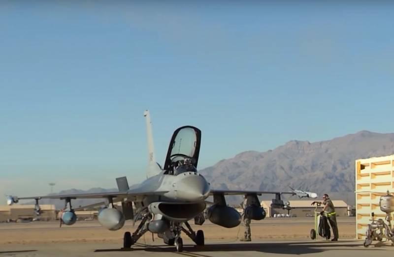 Рост спроса на F-16 заставил Lockheed Martin открыть новую производственную линию