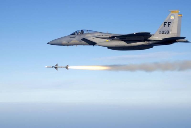 США оснастят истребители F-15 системой защиты от помех iSNS от израильской Elbit