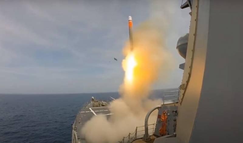 Американские законодатели требуют оснастить корабли ядерными крылатыми ракетами