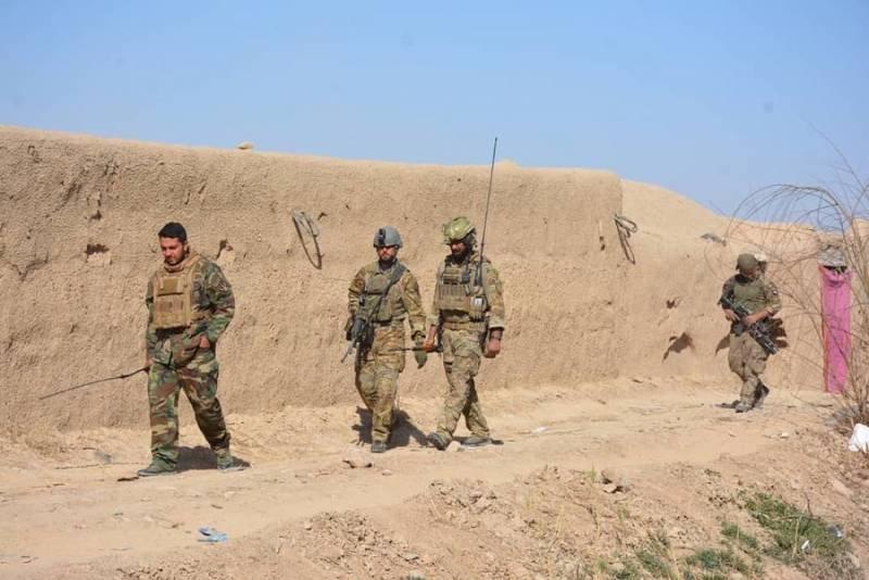 Минобороны Афганистана заявило о больших потерях талибов за последние сутки