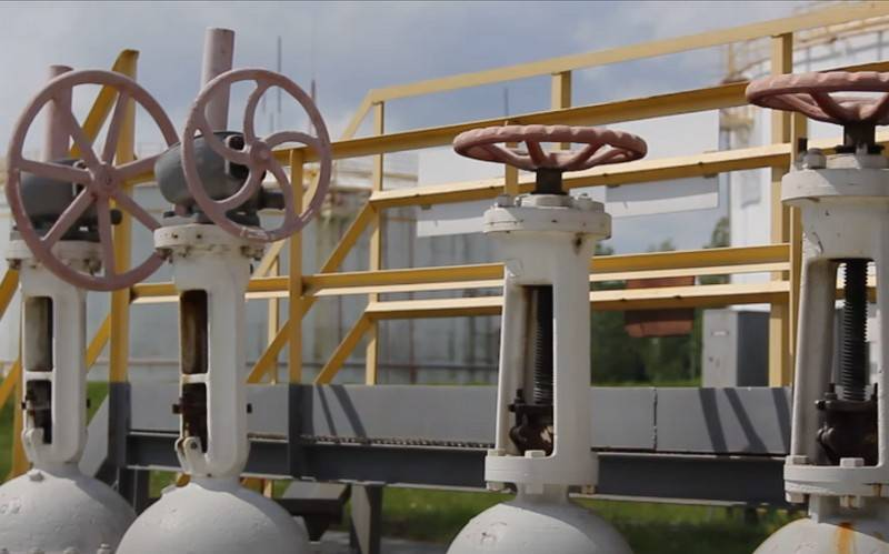 Киев национализировал часть нефтепровода, проходящего по территории Украины