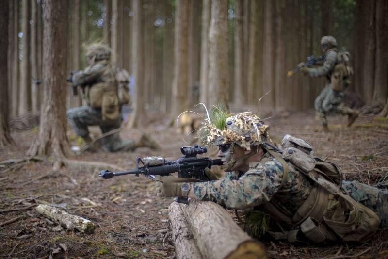 «Нужно нанести удар первыми»: американский генерал о вероятном конфликте в Индо-Тихоокеанском регионе