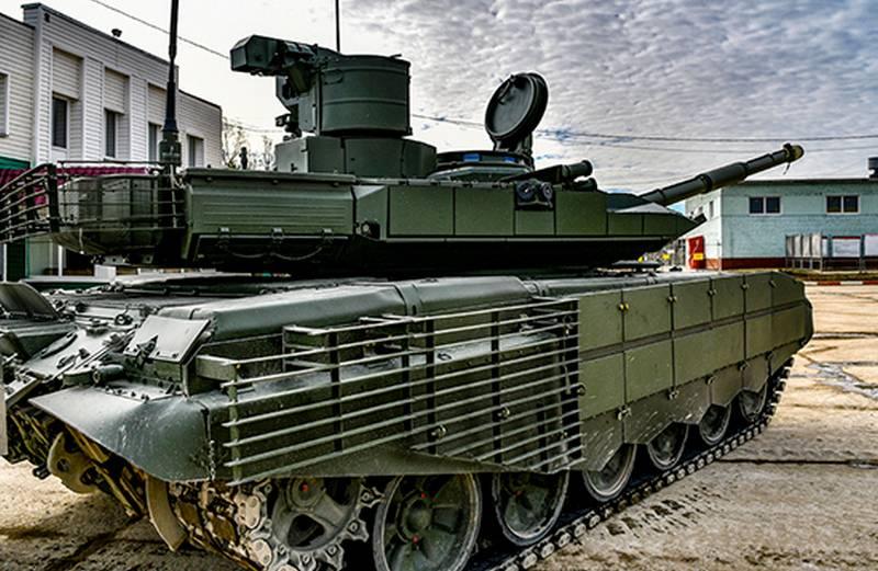 Новая партия модернизированных танков Т-90М «Прорыв» поступила на вооружение ЗВО