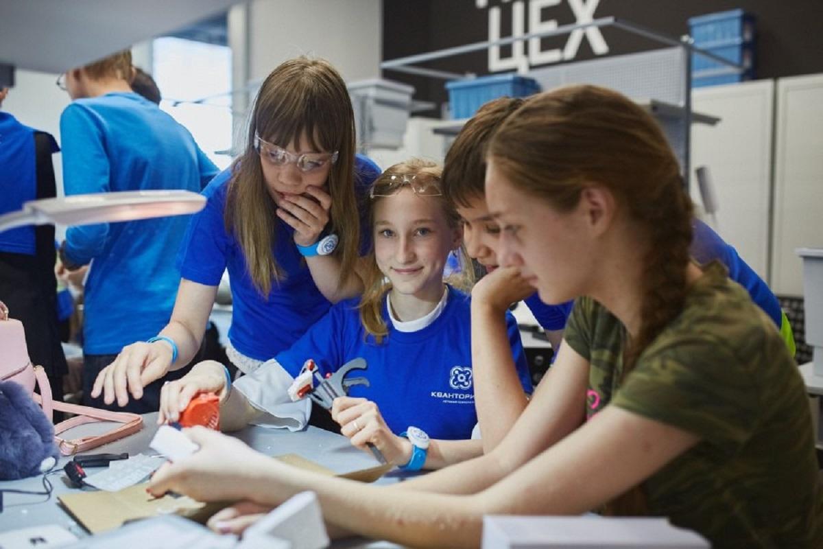 За три года 270 'Точек роста' будет создано в школах Тверской области