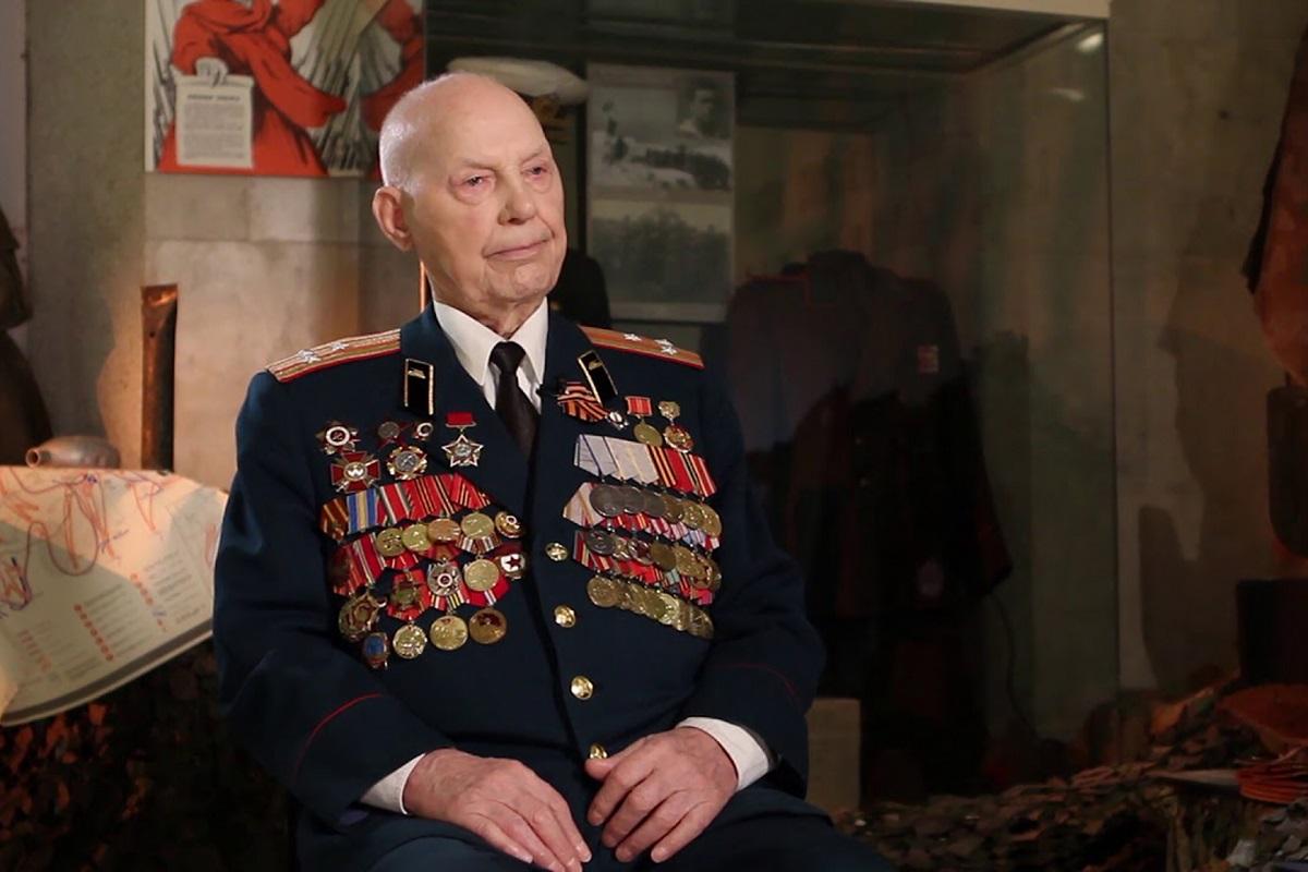 В Тверской области ветеран войны в возрасте 95 лет сделал прививку от коронавируса