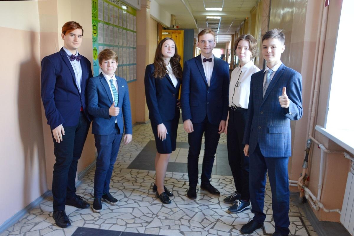 Тверские школьники стали победителями Всероссийской олимпиады