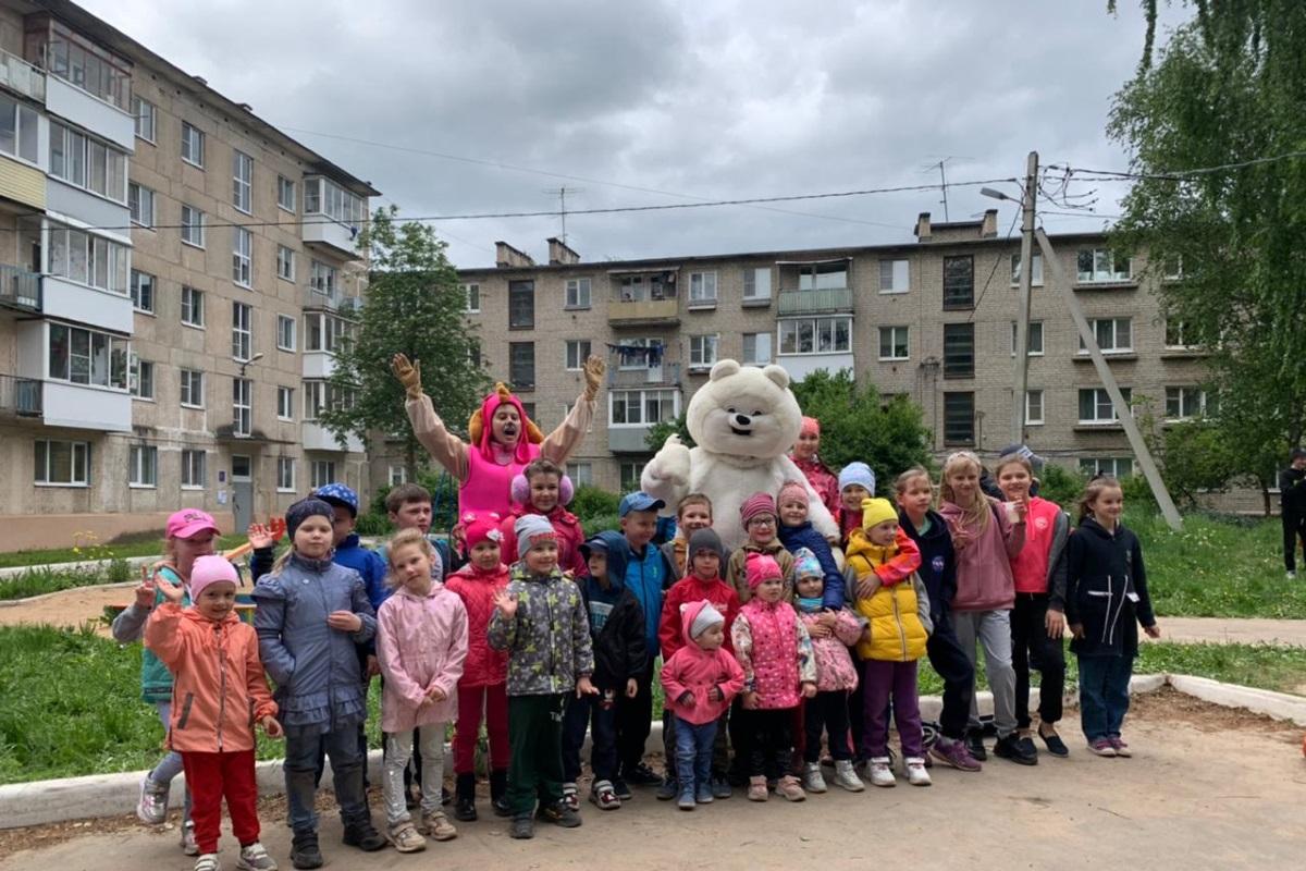 Владимир Васильев встретился с жителями поселка Сахарово в последний день праймериз «Единой России»