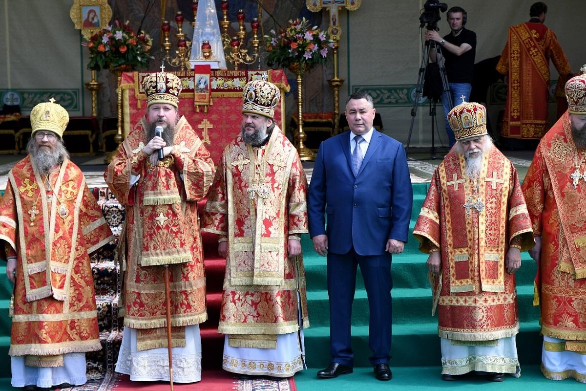 Игорь Руденя: Преподобный Макарий стал вдохновителем патриотического и нравственного подъема, который привел к укреплению нашего государства