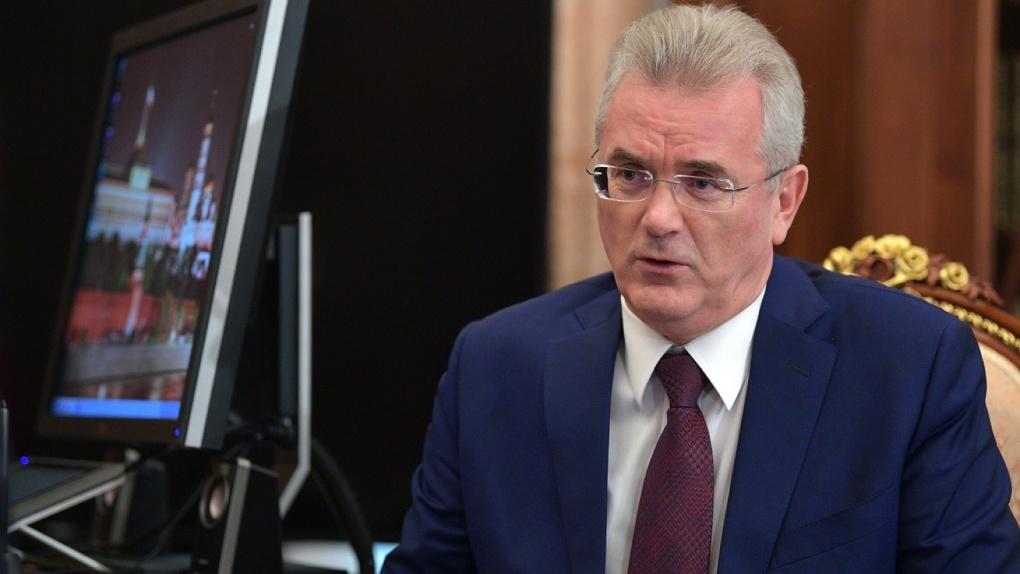 Губернатора Пензенской области задержали по подозрению в получении взяток