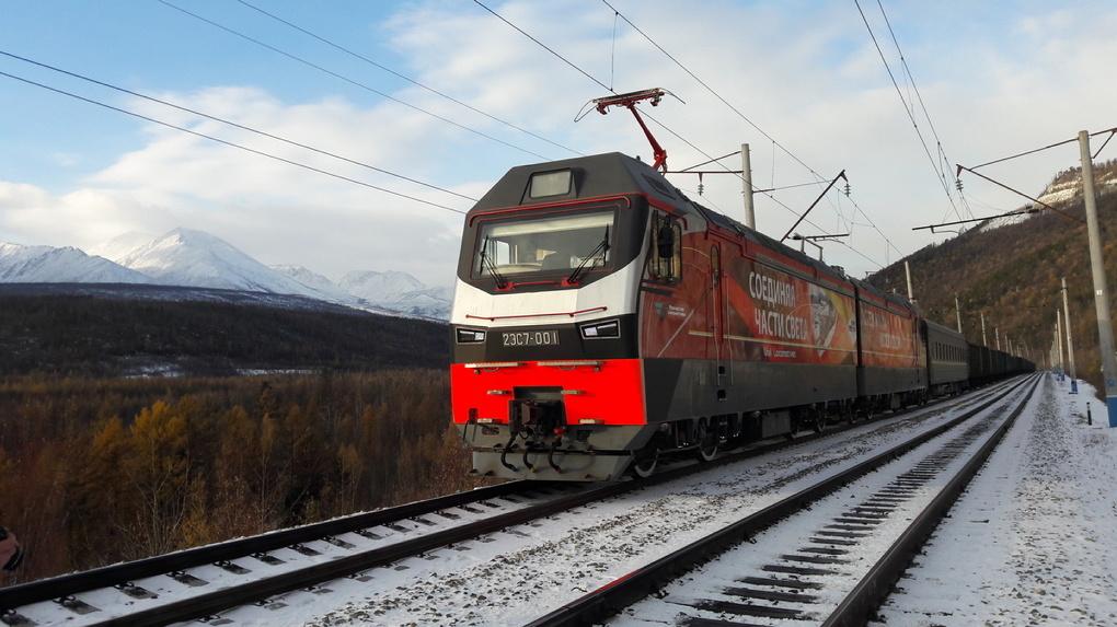 Первый переменник от «Уральских локомотивов» прошел миллион километров