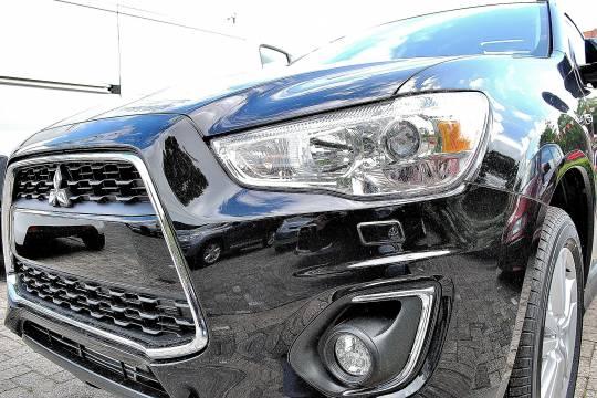 Mitsubishi привезёт на российский рынок новый Pajero Sport