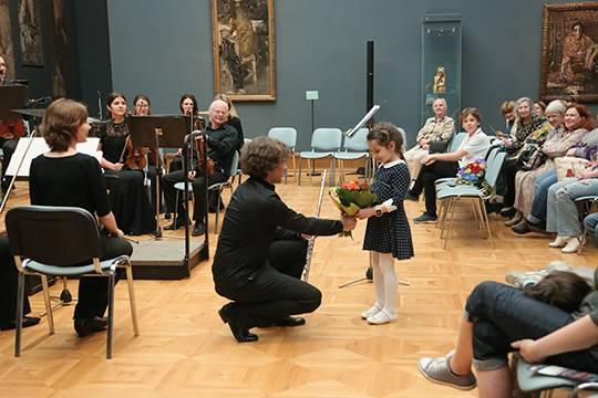 Музыкальный проект «Солисты РНО – детям и юношеству» стартует в апреле