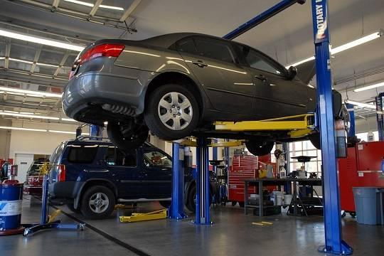 МВД предложило сделать техосмотр легковых автомобилей добровольным