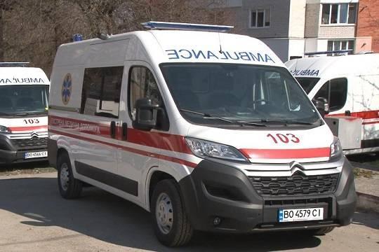 На Украине установлен антирекорд по смертности от коронавируса