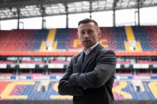 Олич вернулся в ЦСКА в качестве главного тренера