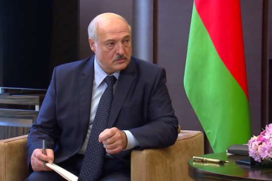Александр Лукашенко назвал главное условие ухода из власти