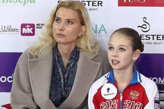 Александра Трусова вернется в группу Этери Тутберидзе