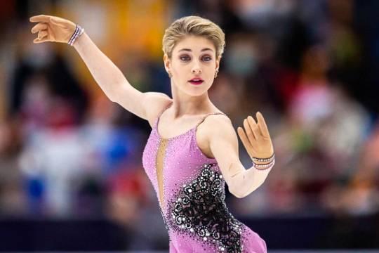 Алёна Косторная вернулась в команду Тутберидзе: после полугода тренировок у Плющенко ее карьера резко пошла на спад
