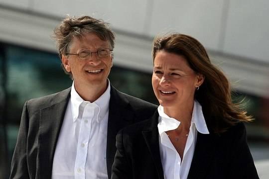 Билл Гейтс с супругой разделят миллиарды, особняки, самолёты, автопарк, земли и да Винчи