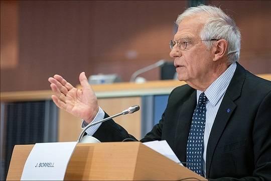 Боррель выступил с предложением о проведении «более щедрой визовой политики» для россиян
