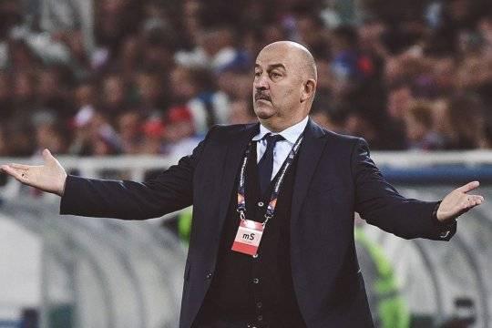 Черчесов рассказал о подготовке к матчу со сборной Дании на Евро-2020