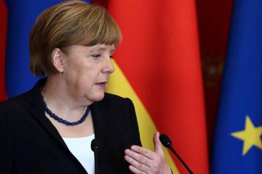 ЕС должен занимать единую позицию по Крыму – Ангела Меркель