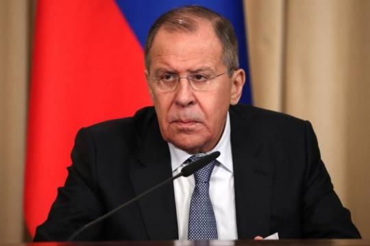 Лавров рассказал о предложении России по решению дипскандала Штатам
