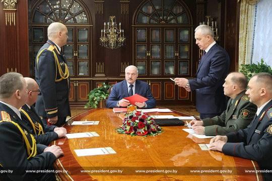 Лукашенко призвал милицию «особо не церемониться»