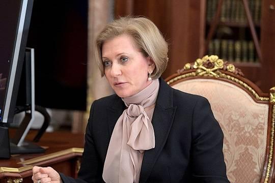 Попова заявила об отсутствии в России штамма коронавируса «дельта плюс»
