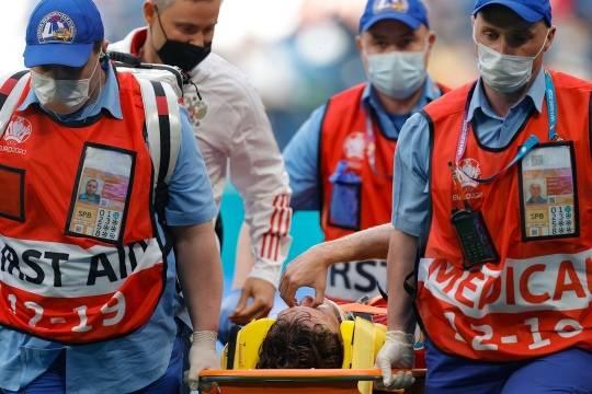 Появились подробности о травме Марио Фернандеса в победном матче сборной России на Евро-2020