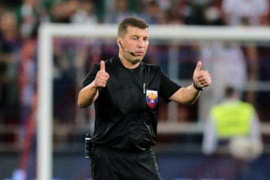 Пожизненно отстраненный арбитр Вилков пожаловался на размер зарплаты судей в российском футболе