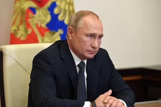 Путин пообещал сделать прививку от коронавируса 23 марта