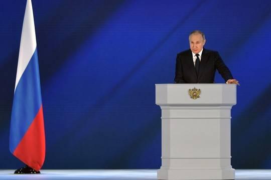 Путин предложил уполовинить расходы на отдых детей в летних лагерях и продлить туристический кешбэк