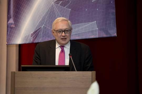Рябков: Россия не изменит позицию по «Северному потоку-2» из-за США
