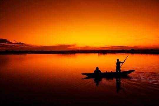 В Архангельской области после рыбалки пропал подросток