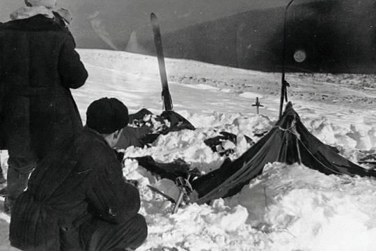 В деле о гибели группы туристов на перевале Дятлова всплыла информация об оружии