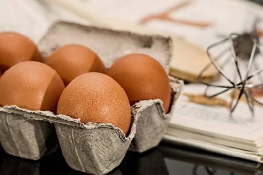 В России увеличилась стоимость на яйца и сахар