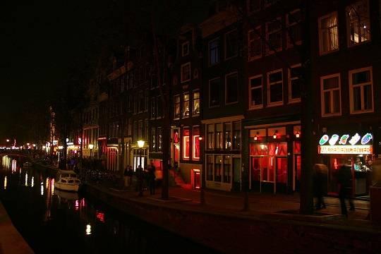 Власти Амстердама придумали альтернативу «кварталу красных фонарей»
