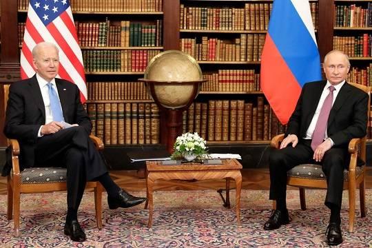 Эксперт оценил возможность снятия санкций с России после встречи Путина и Байдена