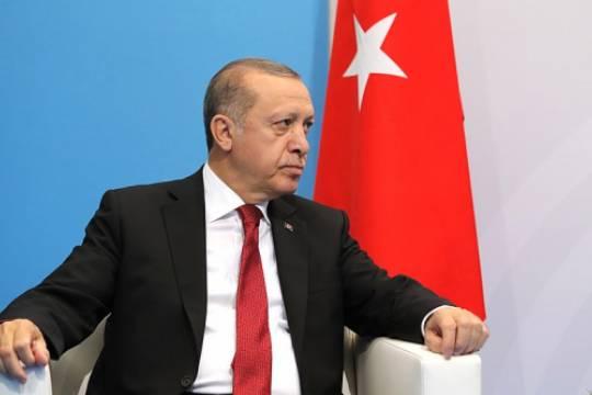 Эрдоган обсудил с Столтенбергом «российско-украинский кризис»