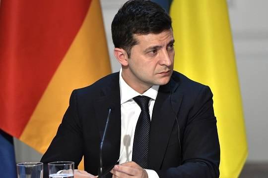 Зеленский захотел переписать Минские соглашения и привлечь к переговорам США