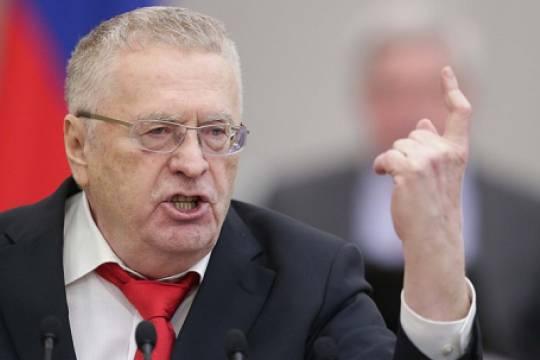 Жириновский предложил освобождать от ареста и штрафов за прививку от COVID-19